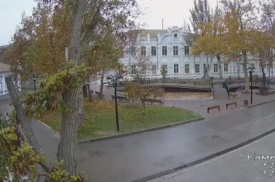 фото с камеры на Приморской улице