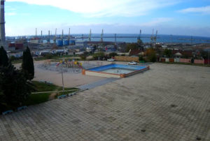 фото с камеры у КИЦ в Севастополе
