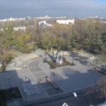 Онлайн камера в Екатерининском парке г. Симферополь