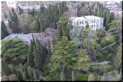 фото санатория с высоты