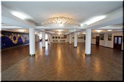 фото выставочного зала