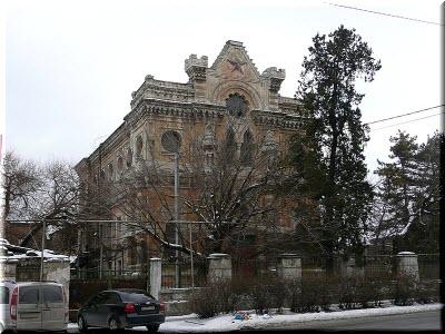 фото здания Симферопольской кенассы