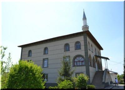 мечеть Мекке Джами