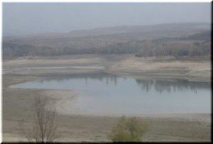 река Сарысу в Крыму