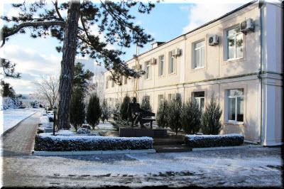 санатории Крыма зимой