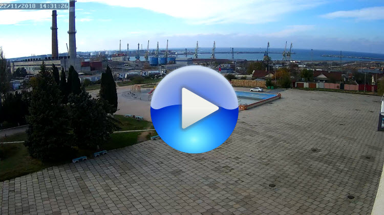 веб-камера Культурно-информационного центра Севастополя
