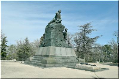 фото памятника и постамента