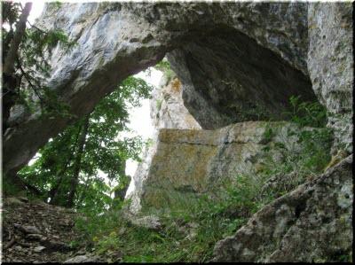фото пещер на горе Басман