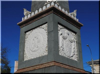 фото постамента обелиска