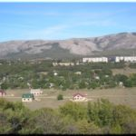 Поселок Перевальное: на полпути от Симферополя до ЮБК