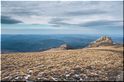 фото горы Кемаль-Эгерек