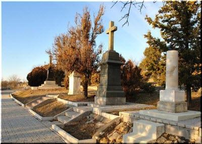 фото кладбища