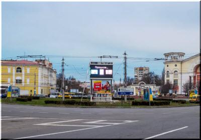 фото на Советской площади