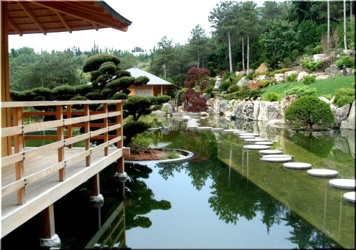 фото в Японском саду