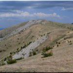 Кемаль-Эгерек — четвертая по высоте гора Крыма