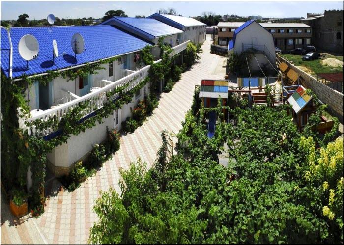 гостиница Экватор Холидей