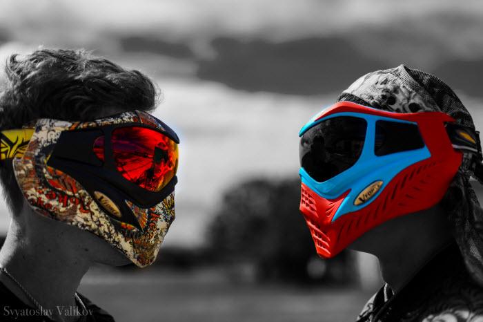 маски для игроков