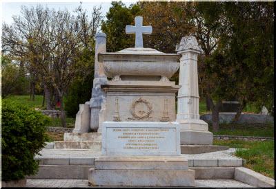 могилы на Братском кладбище