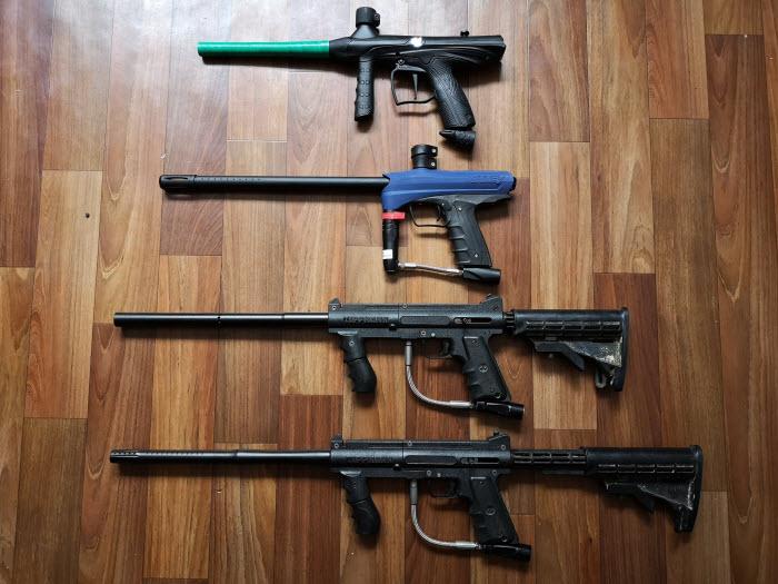 оружие в Барракуде