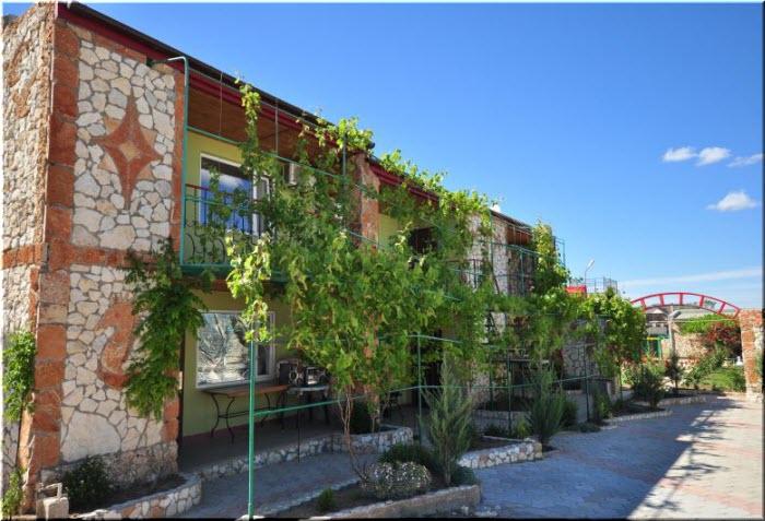 гостиницы Тарханкута
