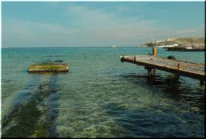 Песочная бухта в Севастополе