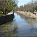 Мелек-Чесме — река в центре города Керчь