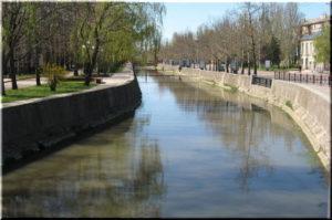 река Мелек-Чесме