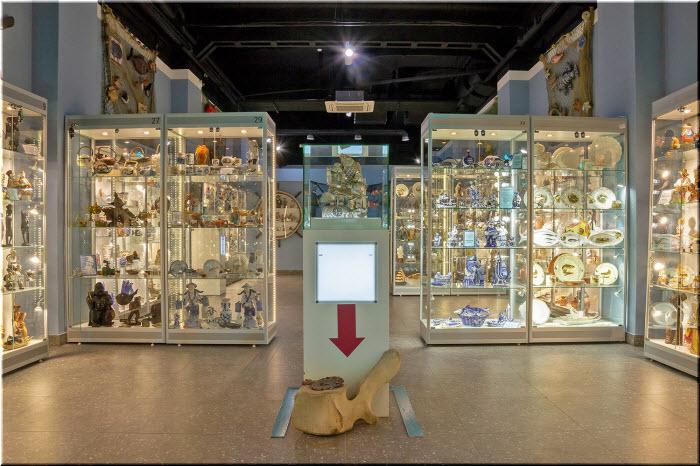выставочные стенды музея
