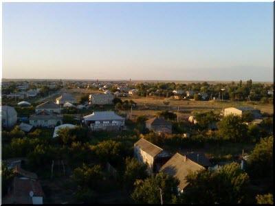 фото поселка Советский