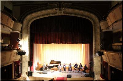 фото сцены Евпаторийского театра