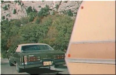 машины в кино Мираж