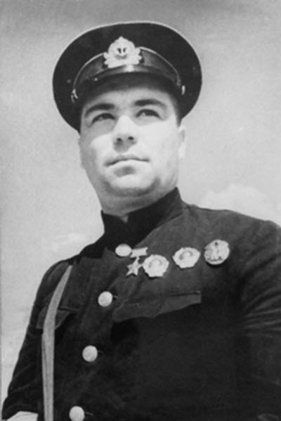 Николай Александрович Токарев