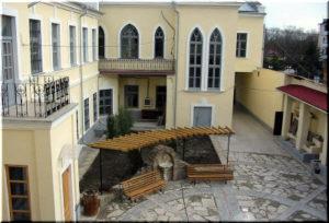 особняк Месаксуди в Керчи
