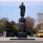 Памятник Токареву — память о герое СССР в Евпатории