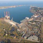 Камыш-Бурун — грузовой порт на востоке Крыма