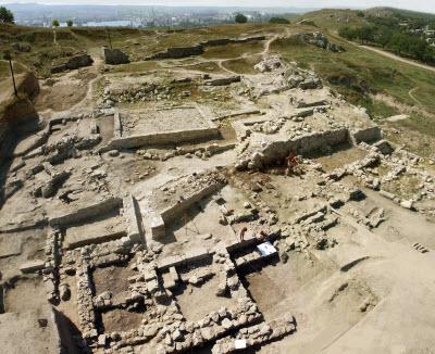 раскопки городов Боспора