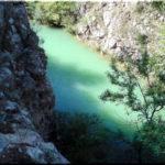 река Черная в Крыму