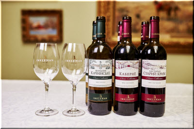 вино Инкерман