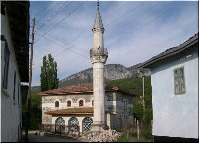 Юсуповская мечеть