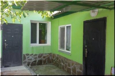 частный дом в Гаспре