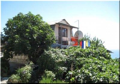 домик в Лазурном