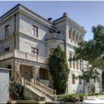 Мурад-Авур — еще один дворец Южного берега Крыма