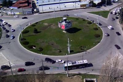 фото с камеры у Московского кольца