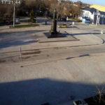 Веб-камера у памятника Н.А. Токареву в Евпатории