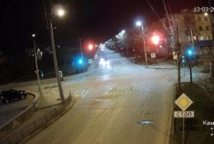 фото с камеры у улицы Крупской