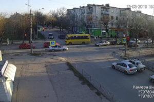 фото с камеры у улицы Токарева