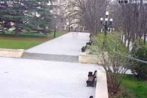 фото с камеры у Владимирского собора