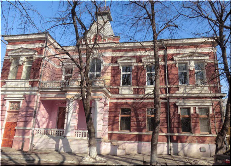 особняк Динцера в Симферополе