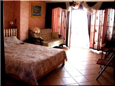 отель Фрегат Санта-Мария