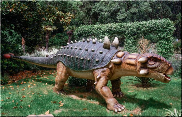 другие динозавры парка